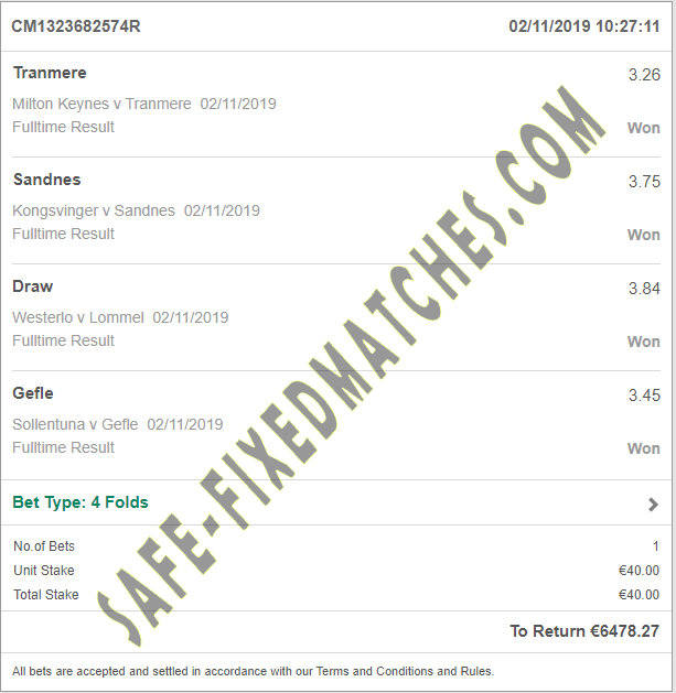 daily sure soccer fixed matches